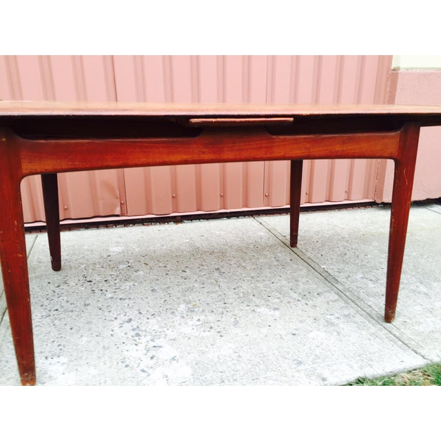 Danish Modern Dining Table by Svend Madsen - Image 6 of 7