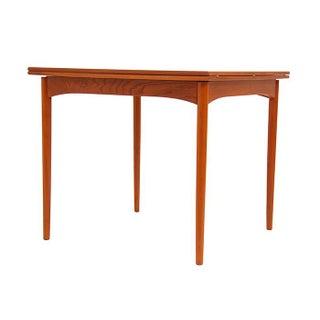 Danish Modern Teak Dining Table by Borge Mogensen