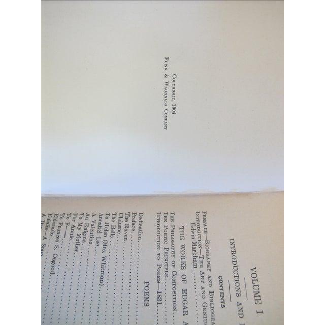 The Works of Edgar Allen Poe - Set of 10 - Image 8 of 8