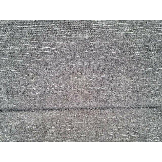 Gray Mid-Century Style Sofa - Image 7 of 7