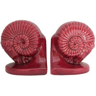 Royal Haeger Ram Head Bookends