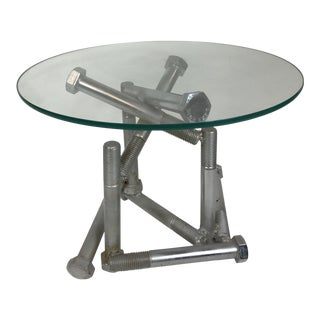 Assembled Steel Bolt Table