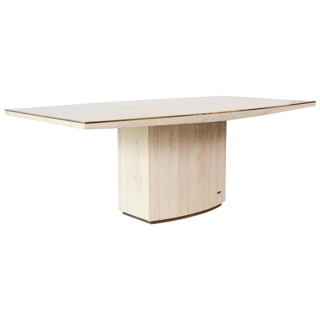 Image of Roche Bobois 1980s Dining Table