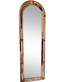 Vintage Italian Gold Mirror