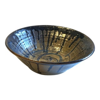 Glazed Beeware Ceramics Pottery Bowl