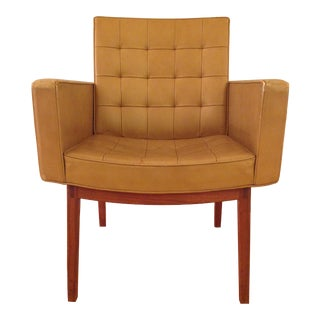 Vincent Cafiero Mid-Century Modern Armchair for Knoll