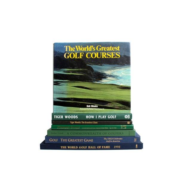 Vintage Golf Selection Books - Set of 7 - Image 3 of 3