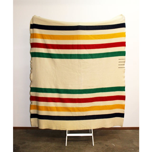 Hudson Bay Blanket Pillows