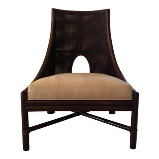 Barbara Barry Slipper Chair McGuire Furniture