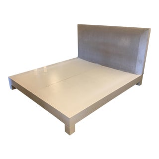 Donghia Ginger Fabric Upholstered Platform Bed