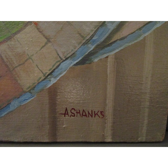 "Ardis Shanks ""Chinese Export"" Still Life Painting - Image 4 of 7"