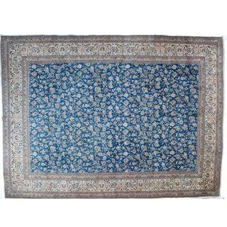 "Leon Banilivi Blue Persian Nain - 10'1"" X 13'9"""