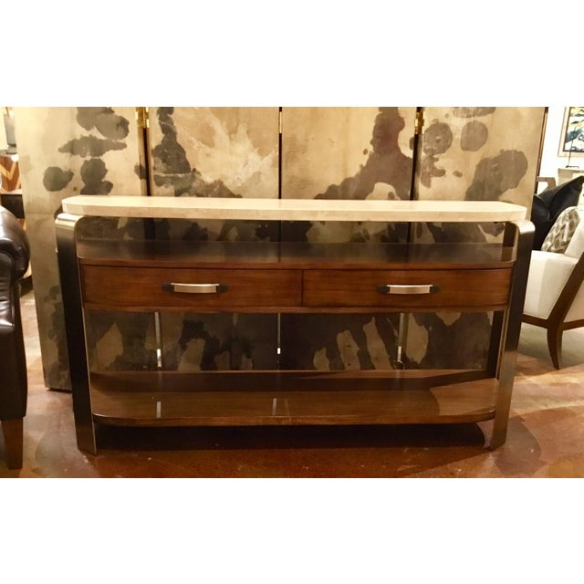 Drexel Heritage Orme Console - Image 8 of 8
