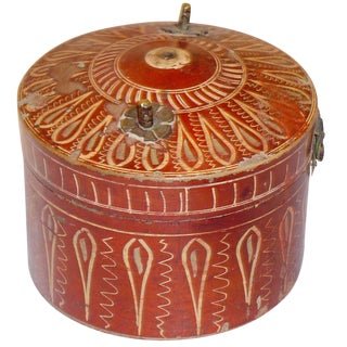 Antique Spice Box
