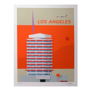 "Michael Murphy ""Capitol Records"" Print"