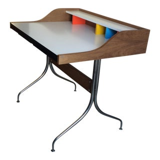 Mid-Century George Nelson Swag Inspired Desk