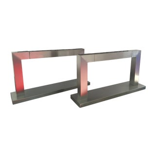 Modern Ralph Lauren Table Lamps - Pair