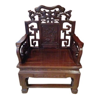 Chinese Altar Chair