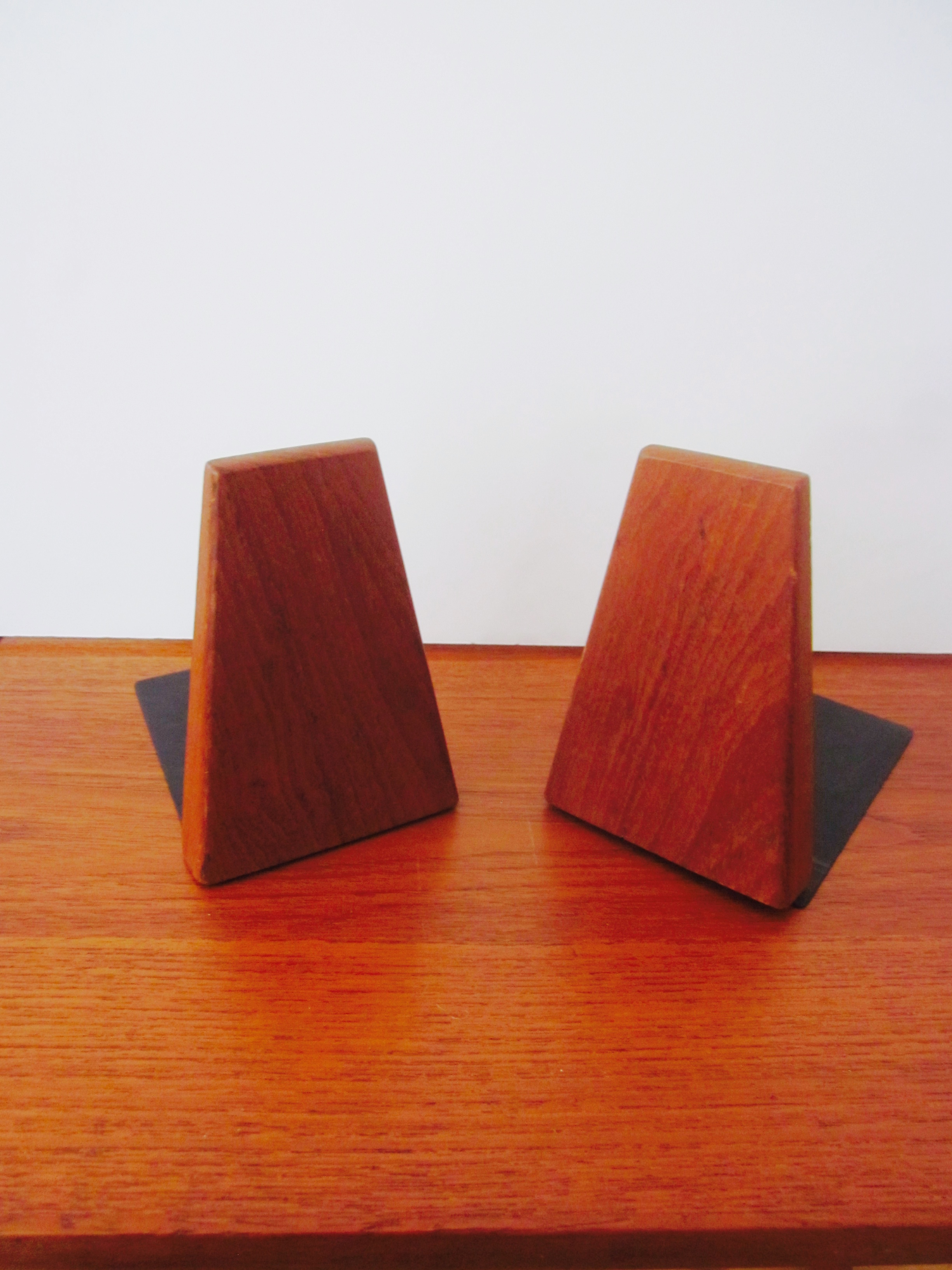 Midcentury Danish Modern Teak Bookends  A Pair  Chairish. Black Velvet Chair. Double Vanity Cabinet. 60 Inch Dining Bench. Take It For Granite. Lowes Wall Murals. Medicine Cabinet With Mirror. Chest Of Drawers. King Size Headboard