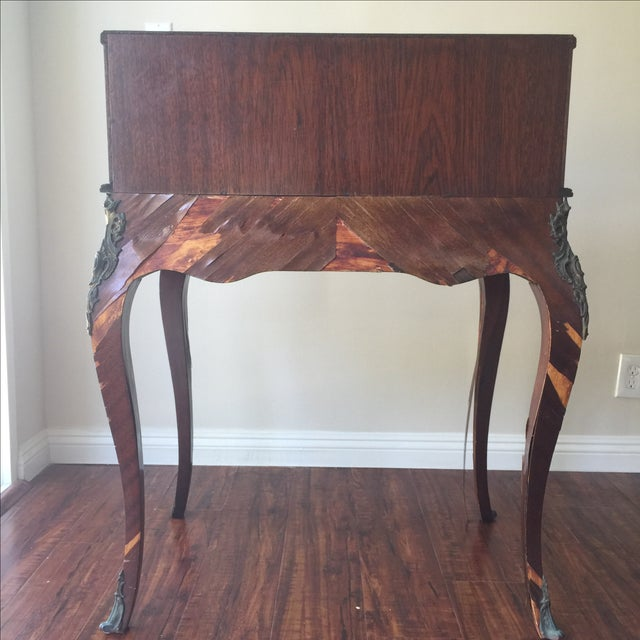 Antique French Style Ladies Desk - Image 11 of 11