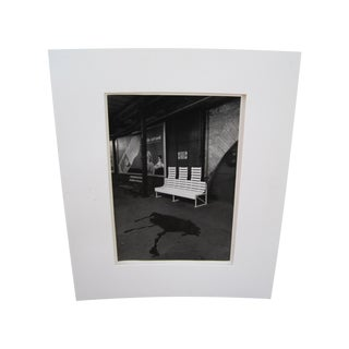 'Untitled' Black and White Film Photograph