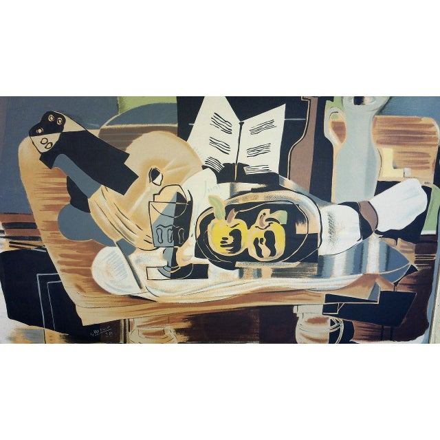 """Georges Braque """"Still Life:The Table"""" Lithograph - Image 3 of 7"""