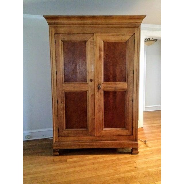 Image of Vintage Romweber Entertainment Cabinet