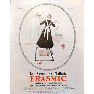 Rilette 1920 Le Sourire Erasmic Cover Print