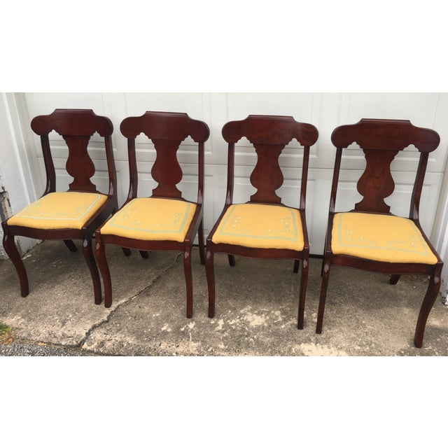 Pennsylvania House Side Chairs - Set of 4 - Image 2 of 4