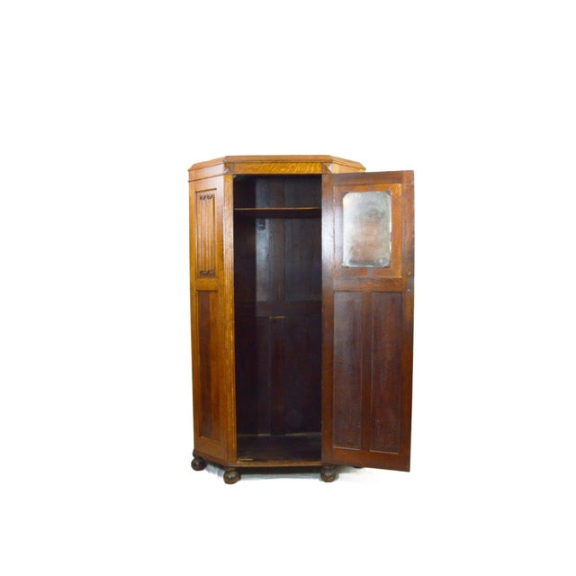 Antique Armoire - Image 3 of 5