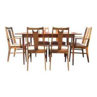 Mid-Century Gala Mahogany Dining Set