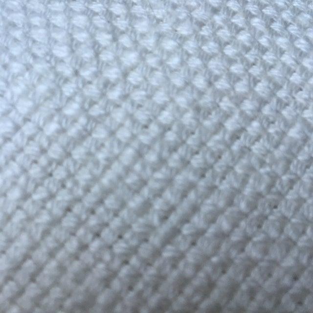 Image of Creamy White Down Custom Pillows - A Pair