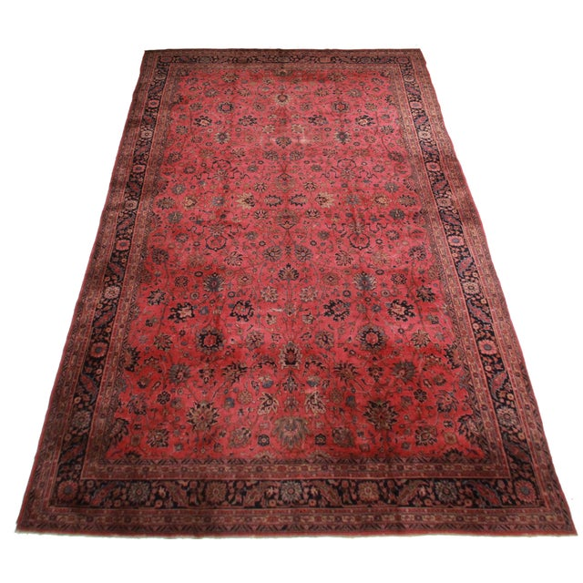 RugsinDallas Turkish Hand Knotted Wool Sparta Rug- 12′ × 21′ - Image 2 of 2