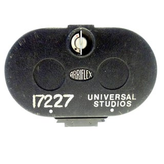 Hollywood 35mm Movie Camera Magazine X Universal Studios As Sculpture