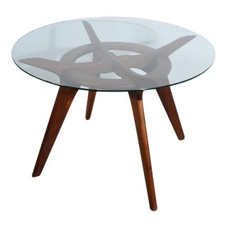 Adrian Pearsall Compass Dining Table