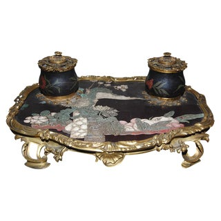 18th c. French Inkwell