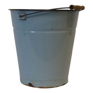 French Blue Bucket