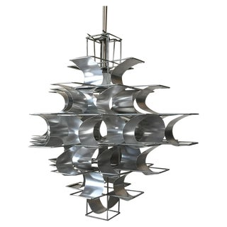 "Max Sauze ""Cassiope"" Chandelier"