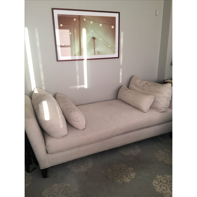 Crate and Barrel Marlowe Daybed - Image 4 of 4