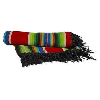 1930s Pendleton Wool Shawl Blanket