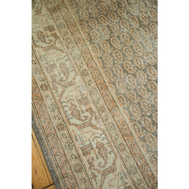 "Vintage Distressed Oushak Carpet - 8'11"" x 12'6"" - Image 9 of 10"