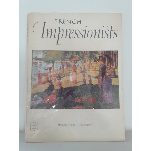 French Impressionists Art Book With Prints - Image 2 of 6