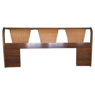 Mid-Century Kent Coffey King Headboard