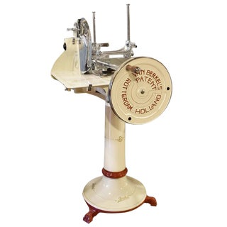 Berkel Slicing Machine Model 5