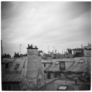 Paris Rooftops Photograph