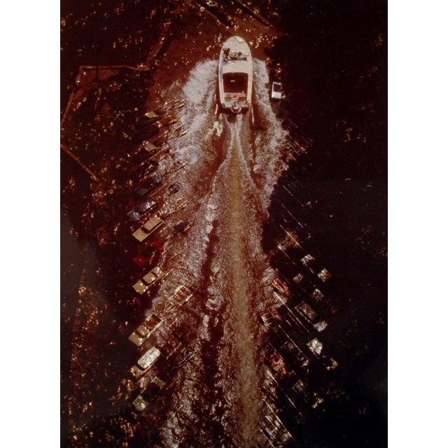 Richard Bray Photograph -From G W Bridge N Y & N J - Image 1 of 3