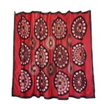 Royal Red Suzani Tapestry
