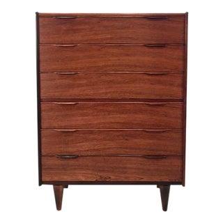 Vintage Danish Rosewood Dresser