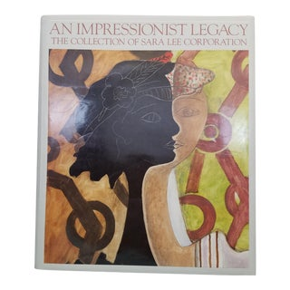 Impressionism Art Book with Removeable Art