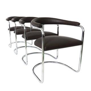 Mid-Century Anton Lorenz Chairs - Set of 4